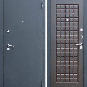 Двери входные Аляска 2 3К Венге 3-х контурная Повышенная шумоизоляция.
