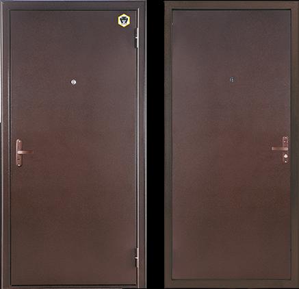 Двери входные Бульдорс STEEL-10