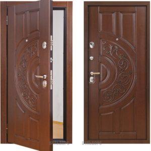 Дверь входная Бульдорс LUX-25
