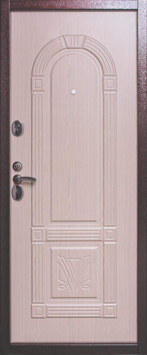Двери входные Страж 3К 3D арка