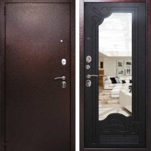 Дверь входная Страж 2К Ольга венге