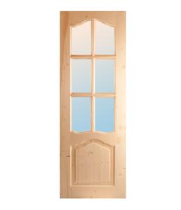 Двери из массива Каролина