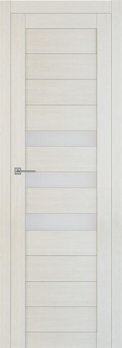 Межкомнатная дверь Carda T-7 белая лиственница