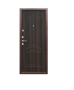 """Входная дверь стальная """"Страж"""" 2-К GD 1512 (венге)"""