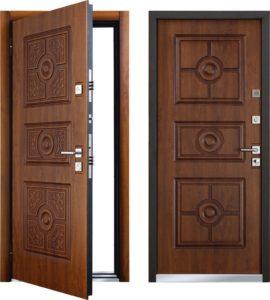 Двери входные купить в Перми