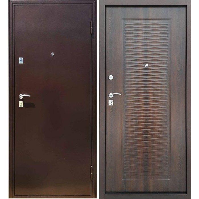 Дверь входная ВОЛНА-2