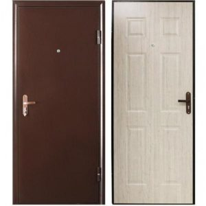 Дверь входная Страж Мастер (дуб пикар)