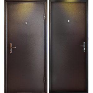 Дверь входная Страж Профи металл-металл