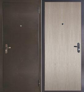 Дверь входная СтражСпец 1 замок