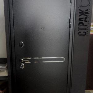 Дверь входная СТРАЖ 3К БРОНЯ 100 ММ