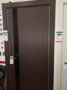 Межкомнатная дверь Carda П-3 венге