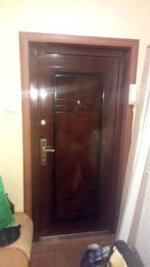 Дверь входная toodors 806