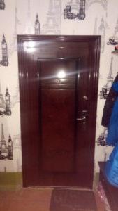 Дверь входная toodoors