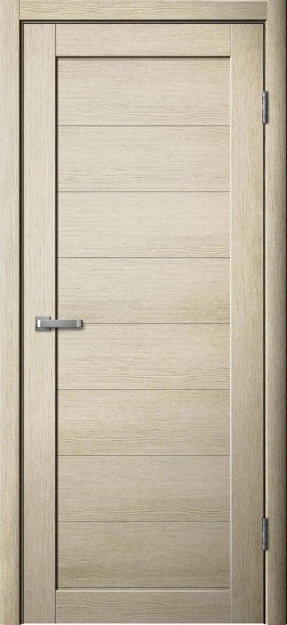 Модель S 1 межкомнатная дверь лиственница кремовая