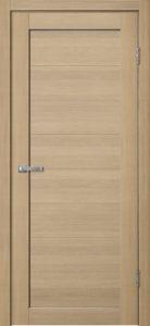 Модель S 1 межкомнатная дверь орех золотой