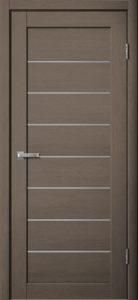 Модель S 18 межкомнатная дверь дуб неаполь серый