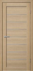 Модель S 18 межкомнатная дверь орех золотой