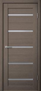 Модель S 2 межкомнатная дверь дуб неаполь серый