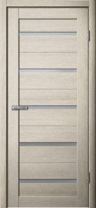 Модель S 2 межкомнатная дверь лиственница белая