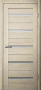 Модель S 2 межкомнатная дверь лиственница кремовая
