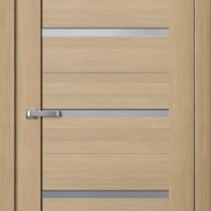 Модель S 2 межкомнатная дверь орех золотой