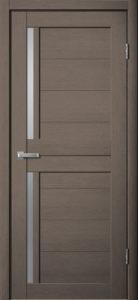 Модель S 6 межкомнатная дверь дуб неаполь серый