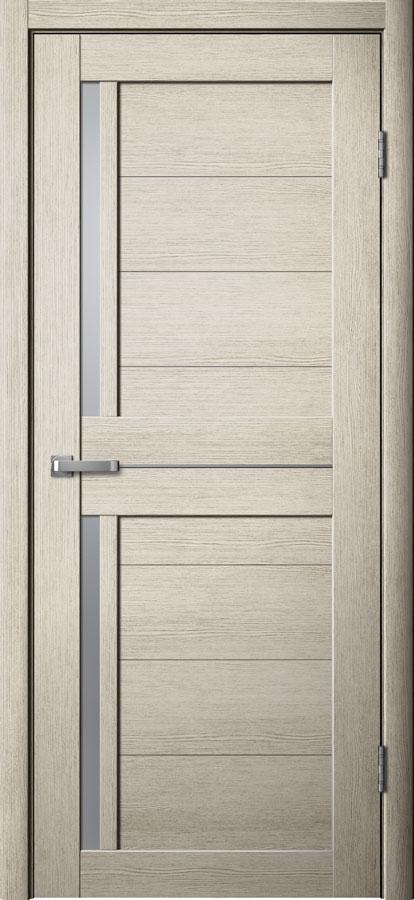 Модель S 6 межкомнатная дверь лиственница белая