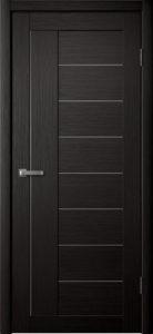 Модель S 7 межкомнатная дверь орех тёмный