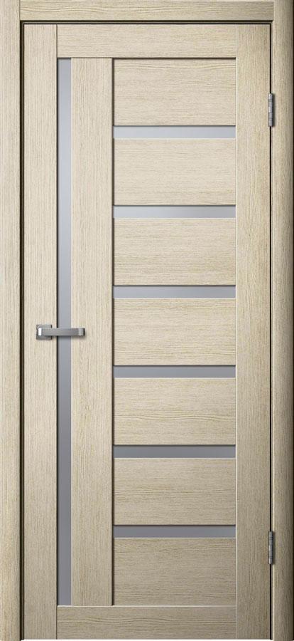 Модель S 8 межкомнатная дверь лиственница кремовая