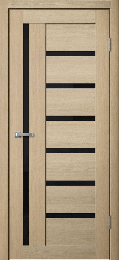 Модель S 8 межкомнатная дверь орех золотой