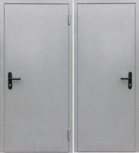 Противопожарные двери ДПМ -01