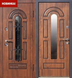 Двери входные VIKONT