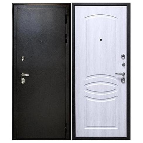Дверь Strage 3K Люкс 01 Ясень белый снег