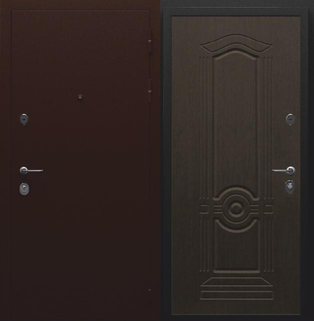 Входная дверь Токио Дуб мокко