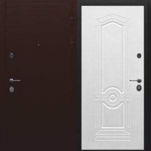 Входная дверь Токио Дуб молочный