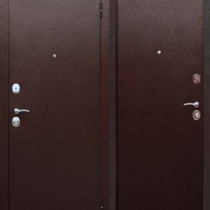 Двери входные Гарда металл