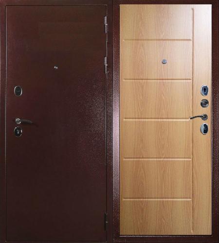 Двери входные ДС 3К 90Т